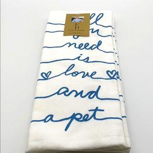 Ellen Degeneres Kitchen Towels 2pk